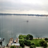 Photo taken at The Westin Harbour Castle by Heather C. on 9/5/2012