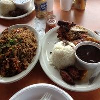 Photo taken at La Granja Restaurant by Cynthia J. on 6/23/2012