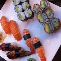 Photo taken at Sushi Damo by Ksenia S. on 2/29/2012