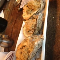 Photo taken at Liberty Kitchen & Oyster Bar by sidney on 8/4/2012