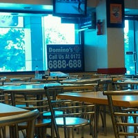 Photo taken at Domino's Pizza by Gagan M. on 2/7/2012