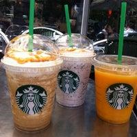 Photo taken at Starbucks Coffee by Ángel P. on 7/4/2012