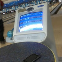 Photo taken at Bowlero Naperville by Jannet P. on 9/3/2012