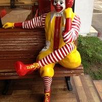 Photo taken at McDonald's & McCafé by Autt A. on 4/9/2012