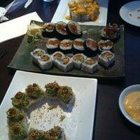 Photo taken at Oishii by Abheeshek S. on 6/25/2012