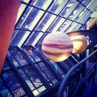 Photo taken at Planetário da Gávea by Marcelo B. on 6/24/2012