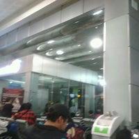 Photo taken at Sala/Gate 1 by Raúl F. on 3/23/2012