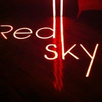 Photo taken at Red Sky by Lookmoo M. on 3/1/2012