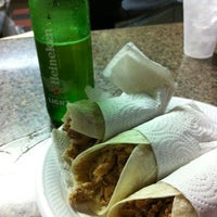 Photo taken at El Cantiflas Taco Place by Taty R. on 7/25/2012