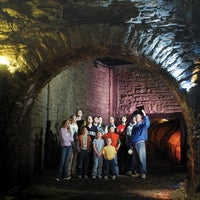 Photo taken at Lockport Cave by Lockport C. on 5/25/2012