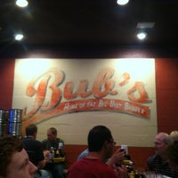Photo taken at Bub's Burgers & Ice Cream by Maggi S. on 4/25/2012
