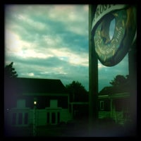 Photo taken at Frosty's Donuts & Coffee Shop by Acts of Random Art on 8/30/2012
