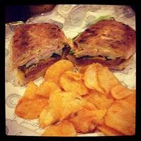 Photo taken at Earl of Sandwich by Felecia T. on 5/9/2012