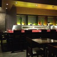 Photo taken at Bar Chi Sushi by Mia J. on 9/3/2012