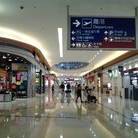 Photo taken at Terminal 2 by Stephenie H. on 5/16/2012
