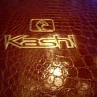 Photo taken at Kashi by Jesse L. on 8/26/2012