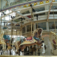 Photo taken at The Carousel @ Carousel Center by Darby S. on 6/25/2012