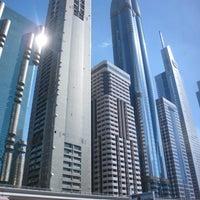 Photo taken at Abu Dhabi - Dubai Road by Katarina P. on 3/11/2012
