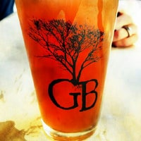 Photo taken at Greenbush Brewing Company by Kristina F. on 3/18/2012