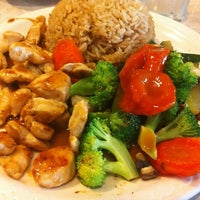 Photo taken at MP Hibachi Grill by Samuel J. on 5/31/2012