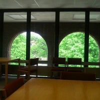 Photo taken at Cowles Library by Mark O. on 4/28/2012