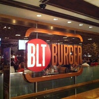Photo taken at BLT Burger by Masashi S. on 3/16/2012