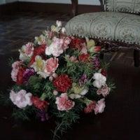 Photo taken at Rectorado Universidad Inca Garcilaso de la Vega by Christian R. on 5/3/2012