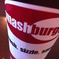 Photo taken at Smashburger by T M. on 7/14/2012