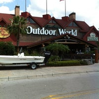 Photo taken at Bass Pro Shops by FullmoonQ8 on 5/6/2012