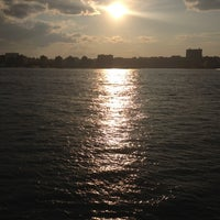 Photo taken at Chelsea Piers by Hamish C. on 7/8/2012