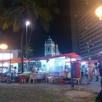 Das Foto wurde bei Praça de Boa Viagem von Cristian V. am 7/21/2012 aufgenommen