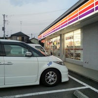 Photo taken at サークルK 本町田南店 by はっちゃん™ on 9/7/2012