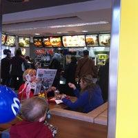 Photo taken at McDonald's by Devrim Mehmet B. on 4/5/2012
