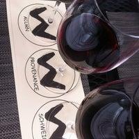 Photo taken at Willi's Wine Bar by SprayTanHaute W. on 4/17/2012