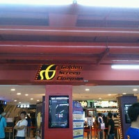 Photo taken at Golden Screen Cinemas (GSC) by Hakim S. on 7/26/2012