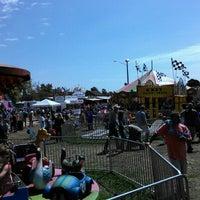 Photo taken at Goshen Fairgrounds by Brazen L. on 9/3/2012