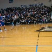 Photo taken at Merkert Gym/Student Center - Stonehill College by Doug M. on 3/3/2012