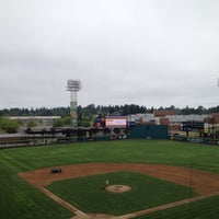 Photo taken at Cheney Stadium by Val Rie S. on 7/14/2012