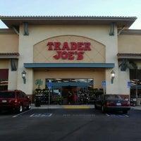 Photo taken at Trader Joe's by Josh R. on 8/20/2012