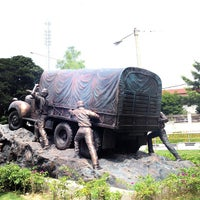 Photo taken at WW2 Anti Japanese Monument (檳榔嶼華僑抗戰紀念碑) by Benedict K. on 6/11/2012