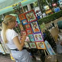 Photo taken at Parque Allende by Leobardo G. on 6/3/2012