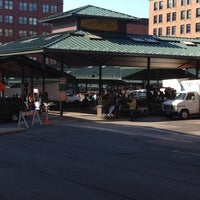 Photo taken at St. Paul Farmers' Market by Stephen S. on 5/13/2012