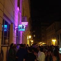 Photo taken at M1 Lounge Bar & Club by Yoav S. on 8/8/2012