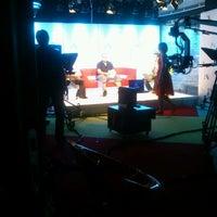 Photo taken at Metropol TV by Baty A. on 7/25/2012