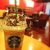 Photo taken at Starbucks by Noom P. on 7/21/2012