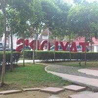 Photo taken at Taylor's College Subang Jaya by Besut on 7/11/2012