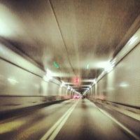 Photo taken at Baltimore Harbor Tunnel by Milton on 5/28/2012