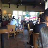 Photo taken at Starbucks by chiesama on 7/15/2012