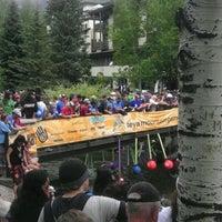 Photo taken at Teva Mountain Games by John C. on 6/3/2012