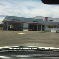Photo taken at Toyota Carlsbad Parts and Service by José Adrián M. on 7/18/2012